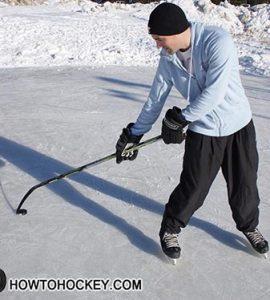 how to deke in hockey