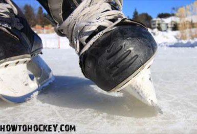 how to hockey stop
