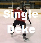single deke