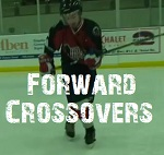 forward crossovers in hockey