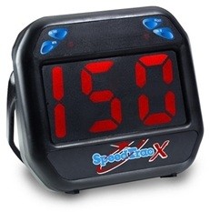 hockey radar gun