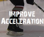 Improve hockey acceleration