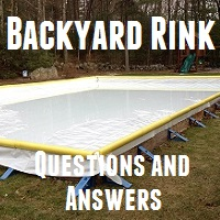 Post image for Top 10 (okay 15) Questions and Answers when building a backyard rink