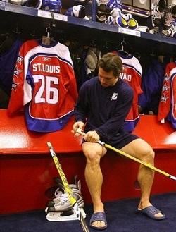 hockey-pregame