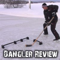 Post image for Stickhandling Training Aid Review: The Dangler