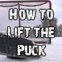 how to lift the puck