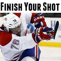 Post image for Are You Finishing Your Shot?