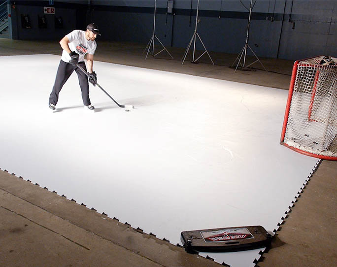 HockeyShot Radar