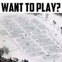Post image for Call your friends – Pond Hockey Tourney Jan 23rd