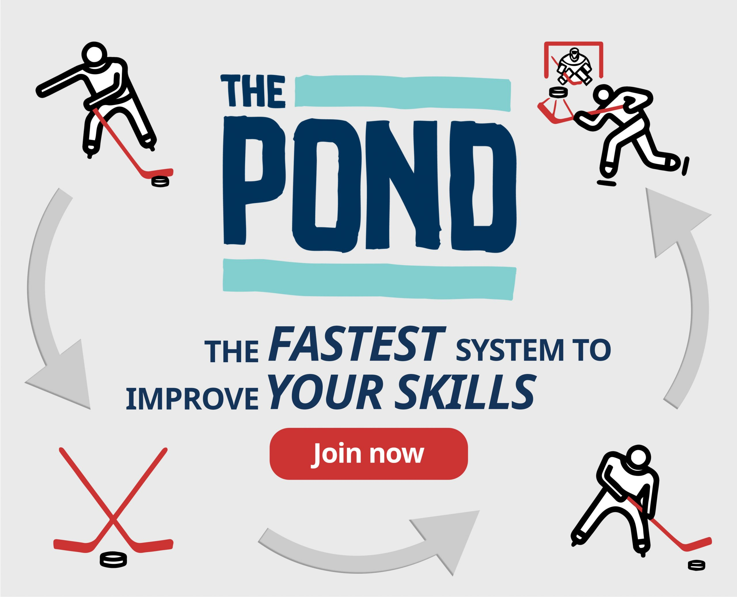 The Pond - Join now!